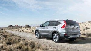 Honda CR-V è il suv più richiesto al mondo